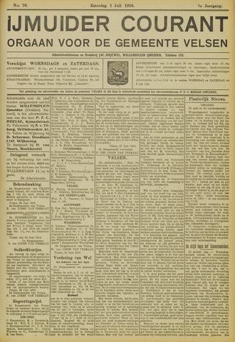 IJmuider Courant 1916-07-01