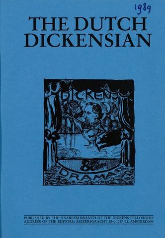 The Dutch Dickensian 1989