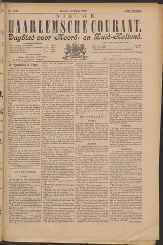Nieuwe Haarlemsche Courant 1898-03-12