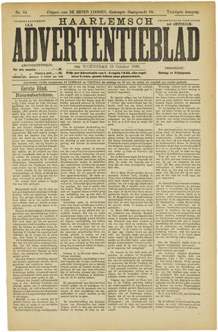 Haarlemsch Advertentieblad 1898-10-19