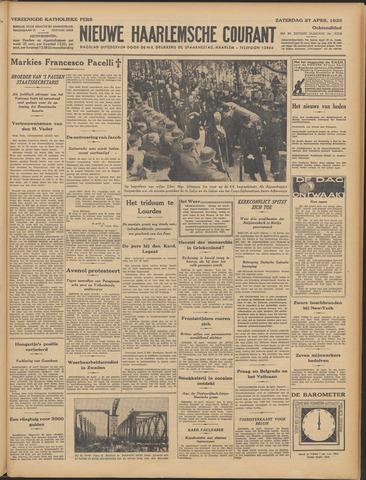 Nieuwe Haarlemsche Courant 1935-04-27