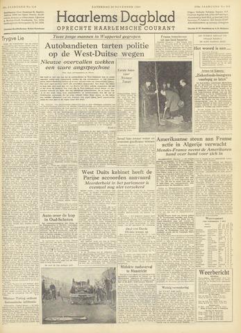 Haarlem's Dagblad 1954-11-20