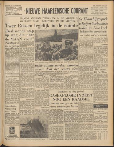 Nieuwe Haarlemsche Courant 1962-08-13