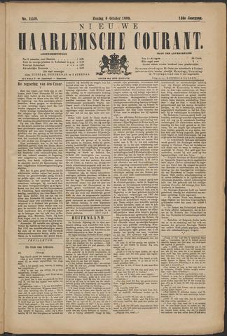 Nieuwe Haarlemsche Courant 1889-10-06