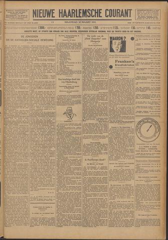 Nieuwe Haarlemsche Courant 1931-03-30