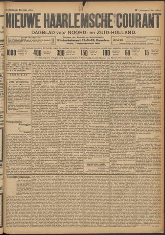 Nieuwe Haarlemsche Courant 1908-07-25