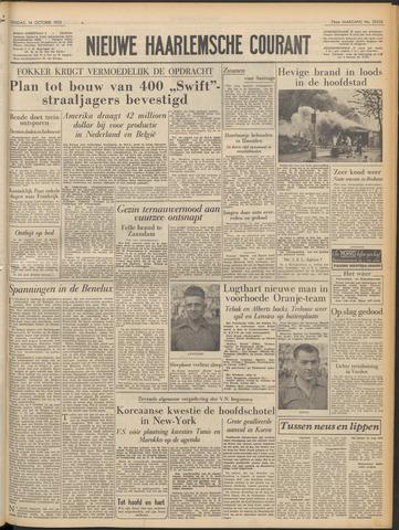 Nieuwe Haarlemsche Courant 1952-10-14