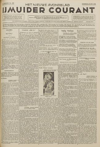 IJmuider Courant 1938-09-29