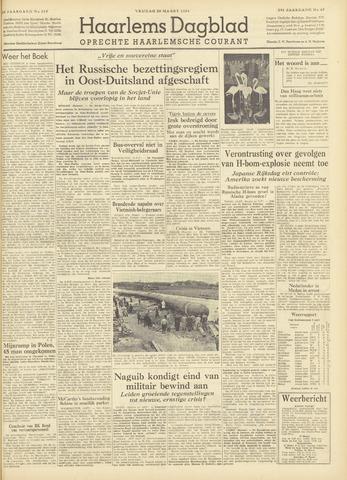 Haarlem's Dagblad 1954-03-26