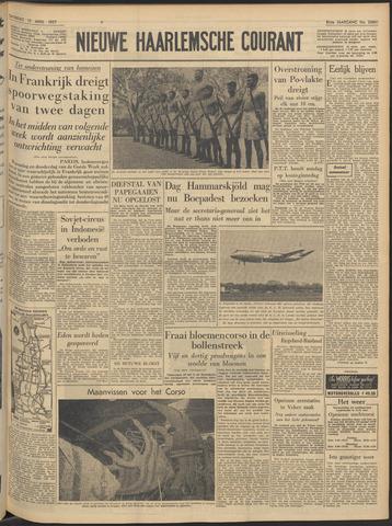 Nieuwe Haarlemsche Courant 1957-04-13