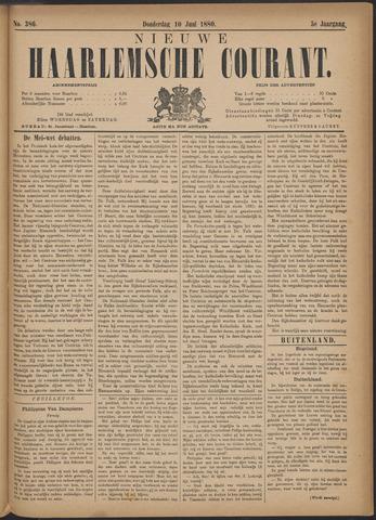 Nieuwe Haarlemsche Courant 1880-06-10