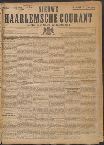 Nieuwe Haarlemsche Courant 1906-07-14