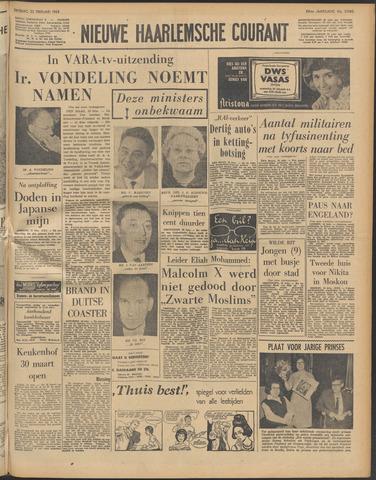 Nieuwe Haarlemsche Courant 1965-02-23