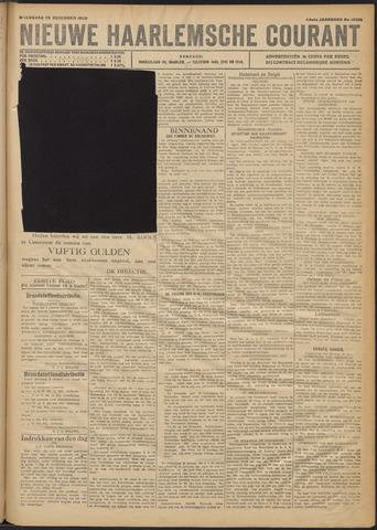 Nieuwe Haarlemsche Courant 1920-12-29