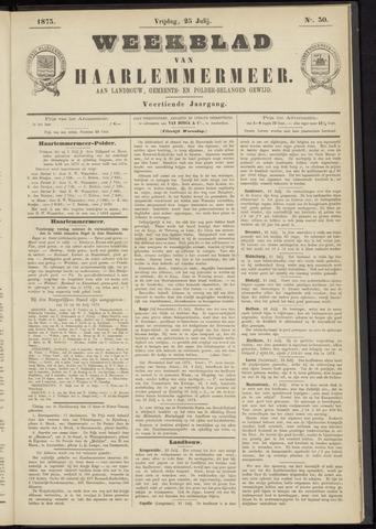Weekblad van Haarlemmermeer 1873-07-25