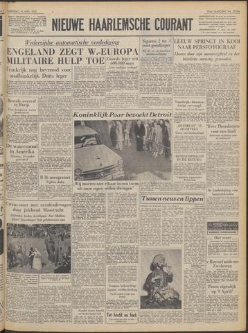 Nieuwe Haarlemsche Courant 1952-04-16