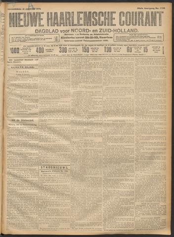 Nieuwe Haarlemsche Courant 1912-01-18
