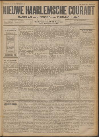 Nieuwe Haarlemsche Courant 1907-09-26