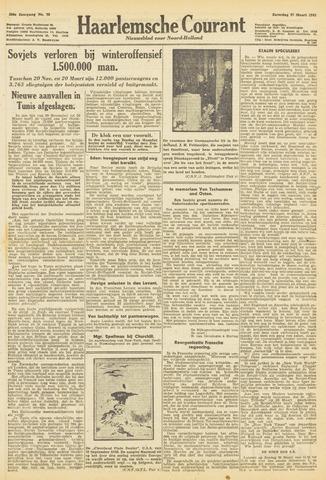 Haarlemsche Courant 1943-03-27