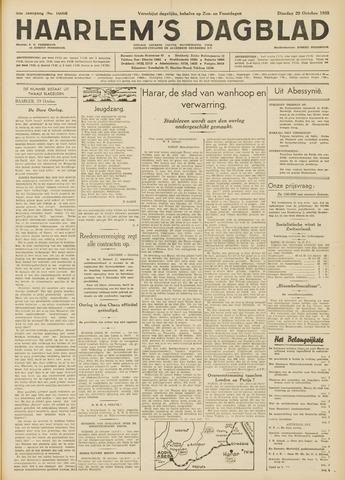 Haarlem's Dagblad 1935-10-29