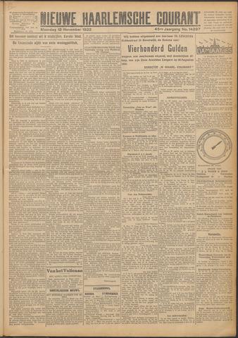 Nieuwe Haarlemsche Courant 1922-11-13