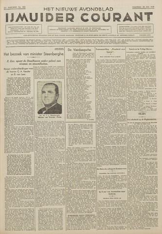 IJmuider Courant 1938-07-25