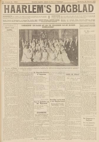 Haarlem's Dagblad 1926-02-25