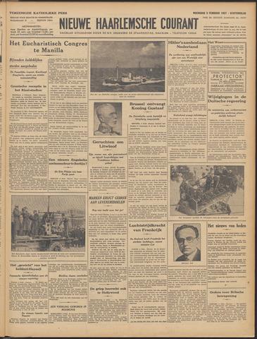 Nieuwe Haarlemsche Courant 1937-02-03