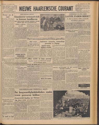 Nieuwe Haarlemsche Courant 1951-03-13