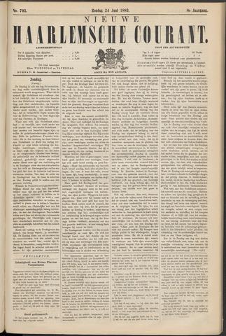 Nieuwe Haarlemsche Courant 1883-06-24