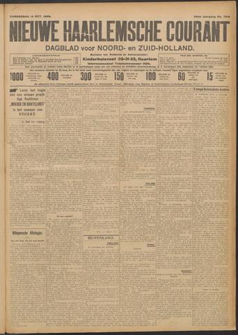 Nieuwe Haarlemsche Courant 1909-10-14