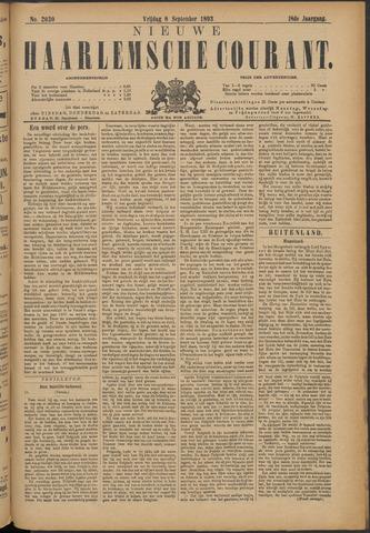 Nieuwe Haarlemsche Courant 1893-09-08