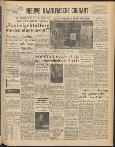 Nieuwe Haarlemsche Courant 1962-07-21