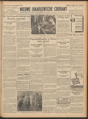 Nieuwe Haarlemsche Courant 1936-12-21