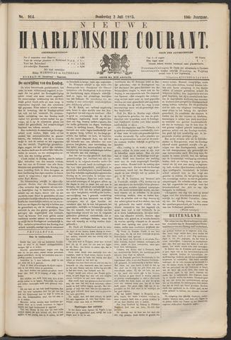 Nieuwe Haarlemsche Courant 1885-07-02