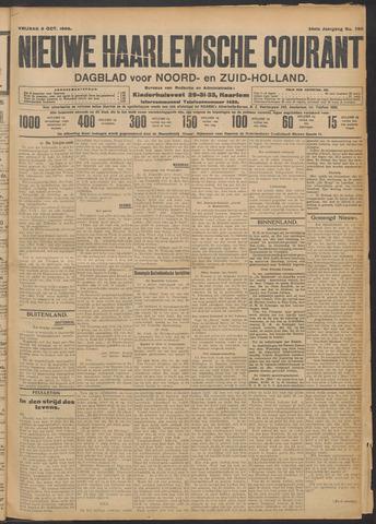 Nieuwe Haarlemsche Courant 1909-10-08