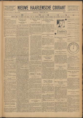 Nieuwe Haarlemsche Courant 1931-02-03