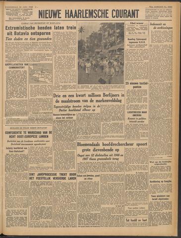 Nieuwe Haarlemsche Courant 1948-06-24