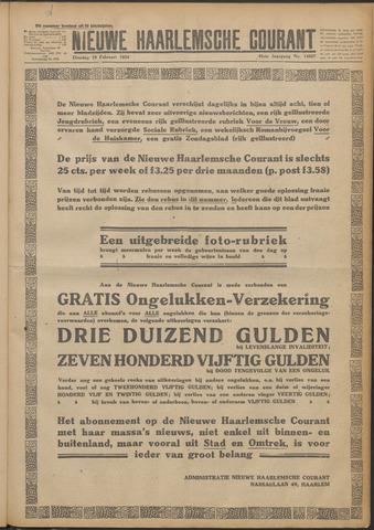 Nieuwe Haarlemsche Courant 1924-02-19