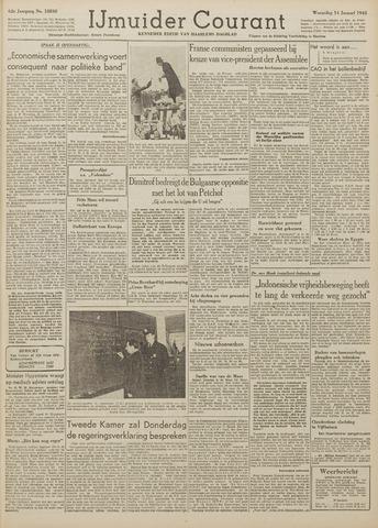 IJmuider Courant 1948-01-14