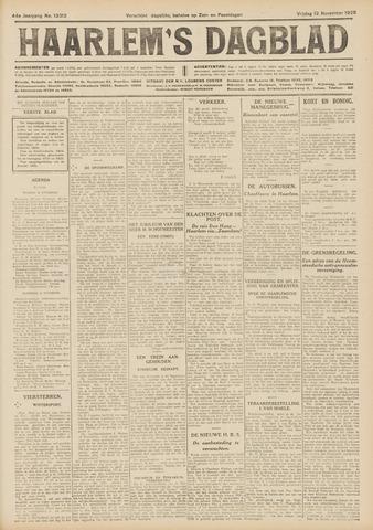 Haarlem's Dagblad 1926-11-12