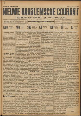 Nieuwe Haarlemsche Courant 1909-02-26