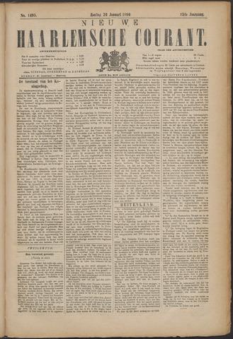 Nieuwe Haarlemsche Courant 1890-01-26