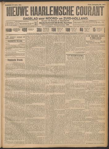 Nieuwe Haarlemsche Courant 1912-08-27