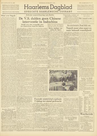 Haarlem's Dagblad 1954-03-30