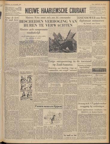 Nieuwe Haarlemsche Courant 1952-11-26