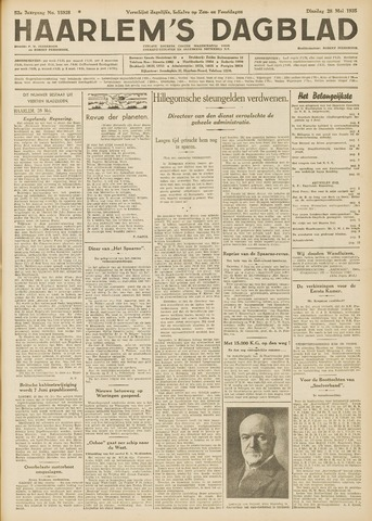 Haarlem's Dagblad 1935-05-28