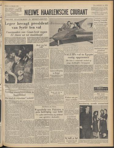 Nieuwe Haarlemsche Courant 1954-02-26