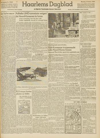 Haarlem's Dagblad 1950-10-02