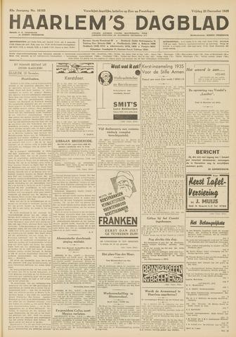 Haarlem's Dagblad 1935-12-20